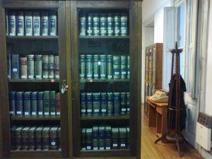 Biblioteca -. Recepción