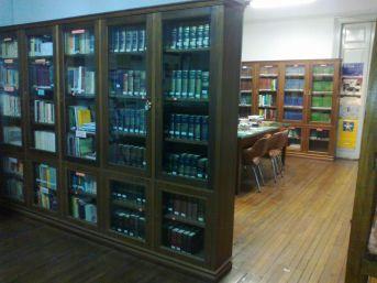 Biblioteca - 1ra y 2da Salas de Consulta