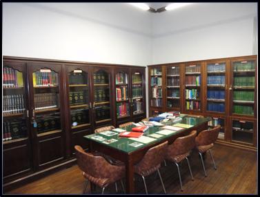 Biblioteca del CMSN