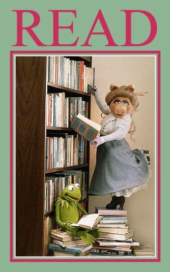 Bibliotecaria Piggie