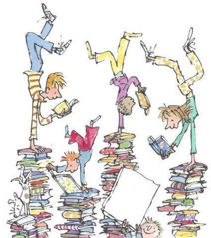 Piruetas de libros