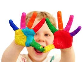 mano dia del niño