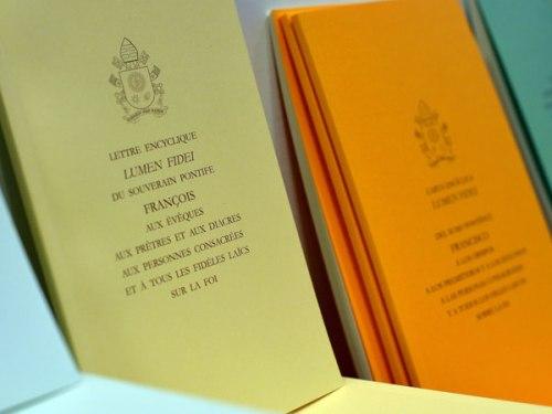 Enciclica Lumen Fidei