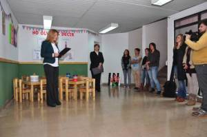 Hospital Pediatria taller arte