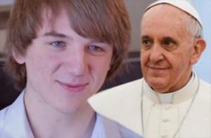 Papa y premio
