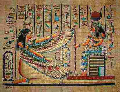 Lectura egipcios